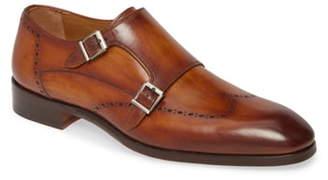Magnanni Ryan Double Monk Strap Shoe