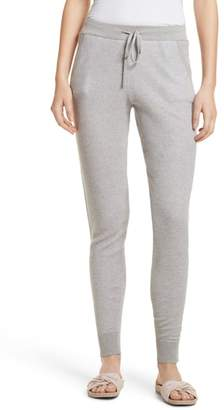 ATM Anthony Thomas Melillo Cotton & Cashmere Sweater Knit Lounge Pants