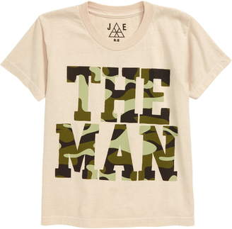 JEM The Man Graphic T-Shirt