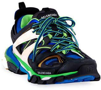 Balenciaga Men's Track Sneakers