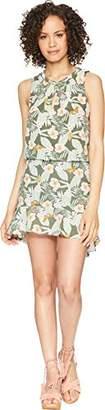 Joie Women's Sabera Silk Short Dress