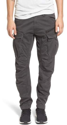 Rovik Tapered Fit Cargo Pants