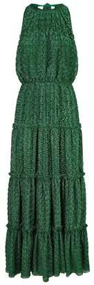 Missoni Tiered Ruffle Midi Dress