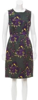 Marni Wool & Silk-Blend Dress