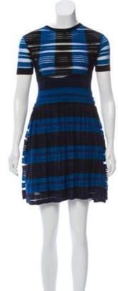 Timo Weiland Semi Sheer Knit Dress