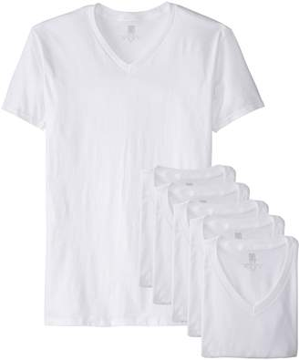 B.V.D. Men's 6 Pack V-Neck