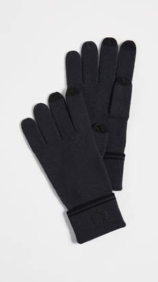Fred Perry Twin Tipped Merino Wool Gloves