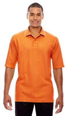 Ash City - Extreme Edry Men's Needle-Out Interlock Polo