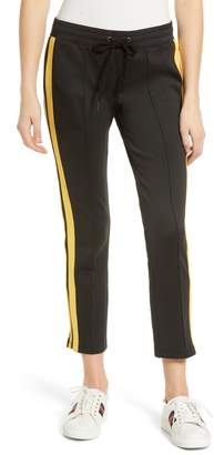Pam & Gela Stripe Crop Track Pants