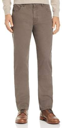 Bloomingdale's The Men's Store at Tailored Fit Five-Pocket Chinos - 100% Exclusive