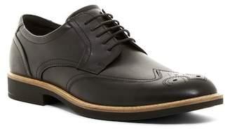 Ecco Biarritz Modern Brogue Leather Derby