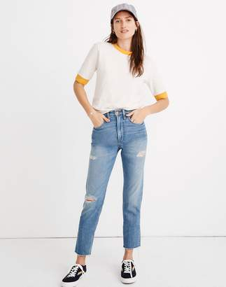 Madewell Rivet & Thread Perfect Vintage Jeans