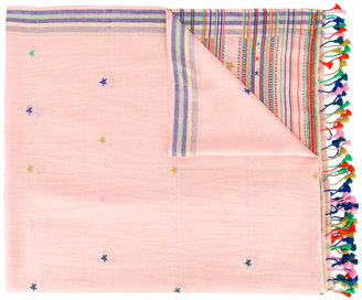 Ps By Paul Smith striped star scarf $175 thestylecure.com