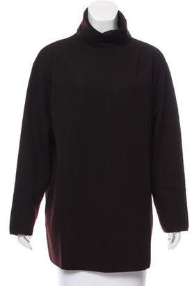 Calvin Klein Collection Turtleneck Heavy Sweater