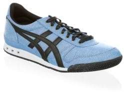 Onitsuka Tiger by Asics Ultimate Low-Top Chambray Sneakers