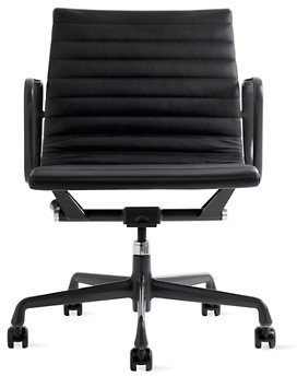 Design Within Reach Eames® Aluminum Group Management Chair with Powder-Coated Frame