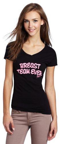 Speedo Women's Breaststroke 4 Hope Breast Team Ever Tee