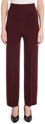 Jil Sander Women's Wool Seamed Pants