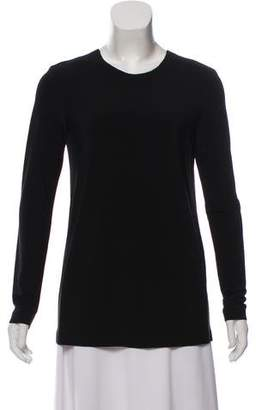 Norma Kamali Long Sleeve Top