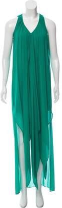 MICHAEL Michael Kors Draped Maxi Dress w/ Tags
