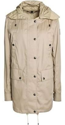 Belstaff Cotton-Twill Hooded Jacket
