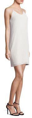 Polo Ralph Lauren Beaded Slip Dress $598 thestylecure.com