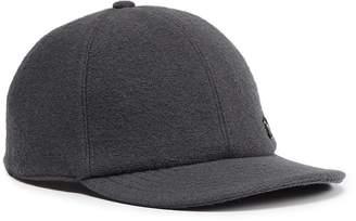 Maison Michel 'Hailey' houndstooth baseball cap