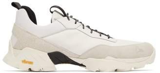 ROA Lhakpa Lace Up Hiking Shoes - Mens - White