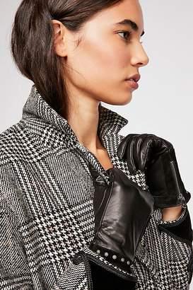 Scotch & Soda Ace Studded Leather Gloves
