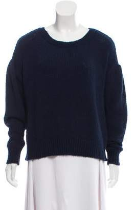 360 Sweater Long Sleeve Knit Sweater