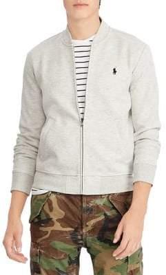 Polo Ralph Lauren Double-Knit Tech Bomber Jacket