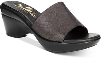Callisto Athena Alexander by Lima Slide Sandals Women's Shoes