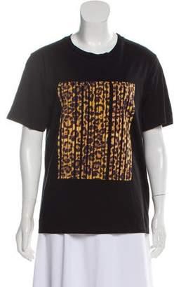 Alexander Wang Graphic Short Sleeve T-Shirt