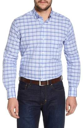 Tailorbyrd Banks Regular Fit Check Sport Shirt