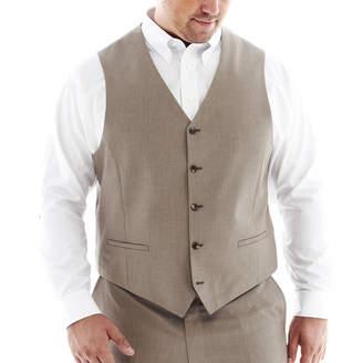 Jf J.Ferrar JF End on End Suit Vest - Big & Tall