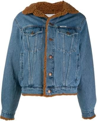 Couture Forte Dei Marmi patch denim jacket
