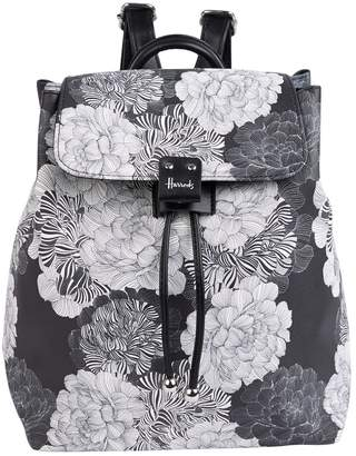 Harrods Floral Backpack