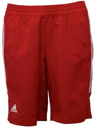 adidas Womens M10 ClimaLite Running Shorts Vapour Green/Equipment Green