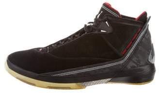 Nike Jordan 22 Leather Sneakers