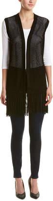 Cullen Silk & Cashmere-Blend Vest