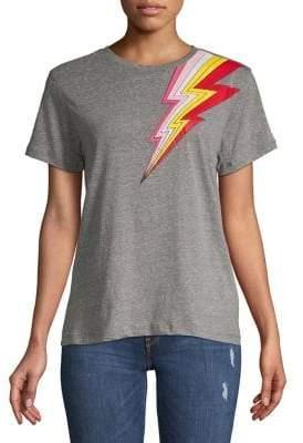Blank NYC Lightning Bolt Graphic Tee