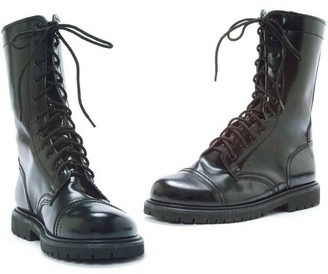 Ellie Shoes Inc Men's Lace-up Mid-shaft Combat Boot