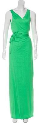 Diane von Furstenberg Yazhi Silk-Blend Dress