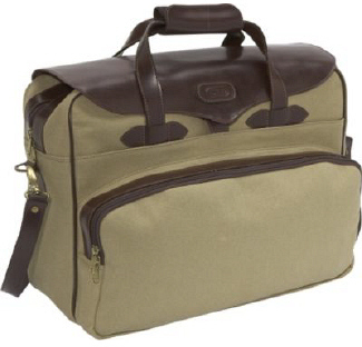 Leatherbay Casual Briefcase