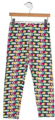Agatha Ruiz De La Prada Girls' Printed Knit Leggings