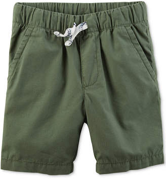 Carter's Toddler Boys Woven Cotton Shorts