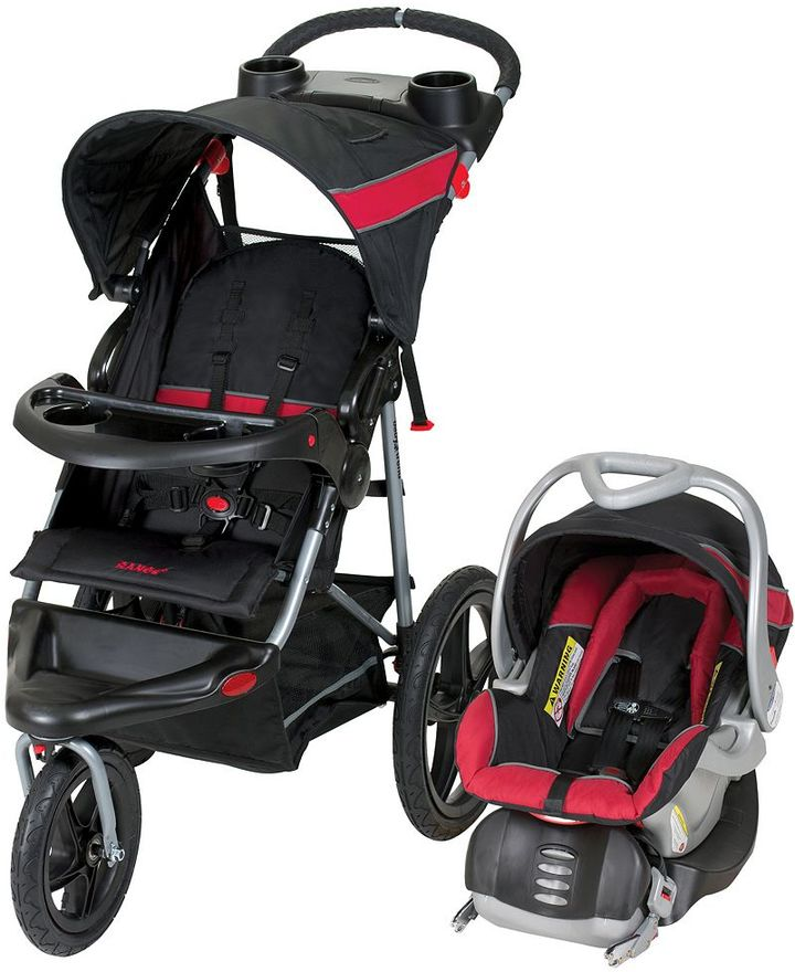 Baby Trend Baby Trend Centennial Expedition Jogger Travel System