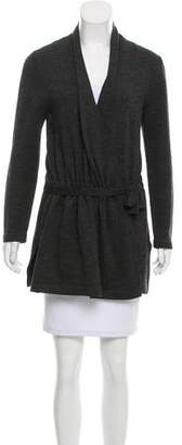 Steven Alan Wool Wrap Tunic