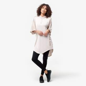 Ivy Park Satin Hooded T-Shirt - Women's