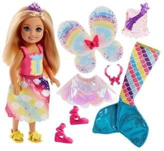 Mattel Inc. Dreamtopia Fairytale Dress-Up Assortment Barbie